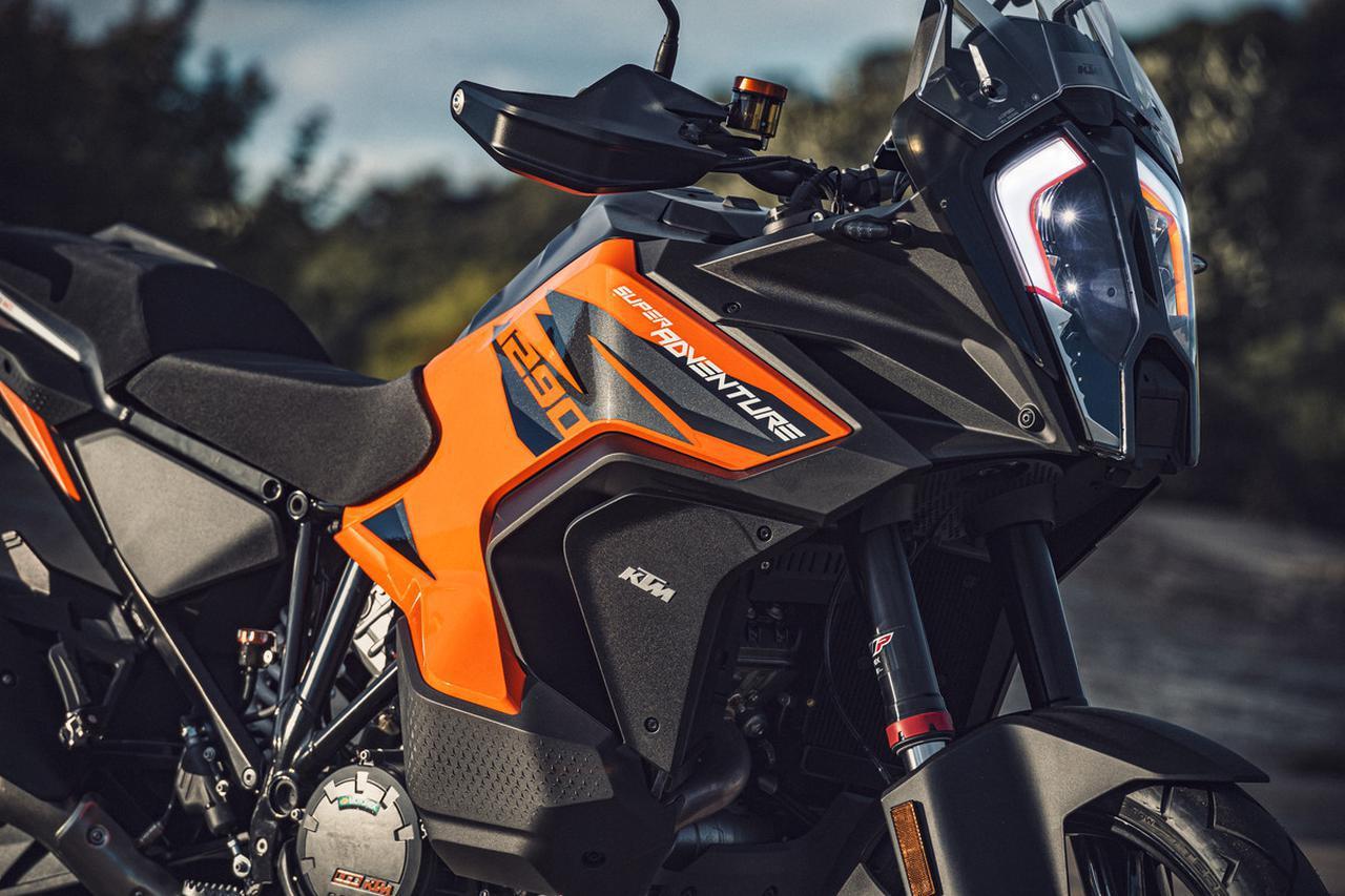 画像: 【解説】KTM「1290スーパーアドベンチャー」がモデルチェンジ - webオートバイ