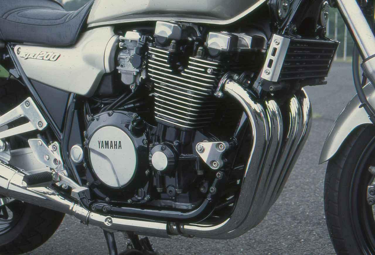 Images : 4番目の画像 - 【写真7枚】ヤマハ「XJR1200」 - webオートバイ