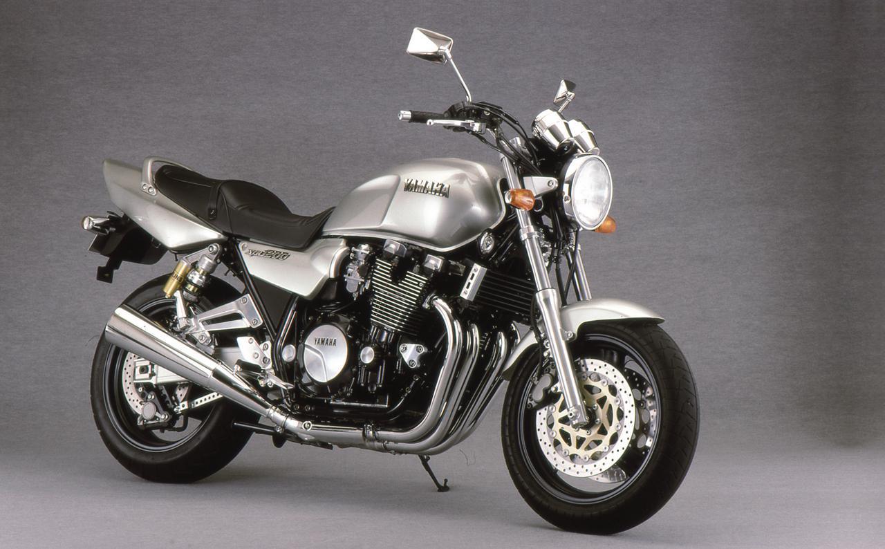 画像: 【写真8枚】ヤマハXJR1200 - webオートバイ