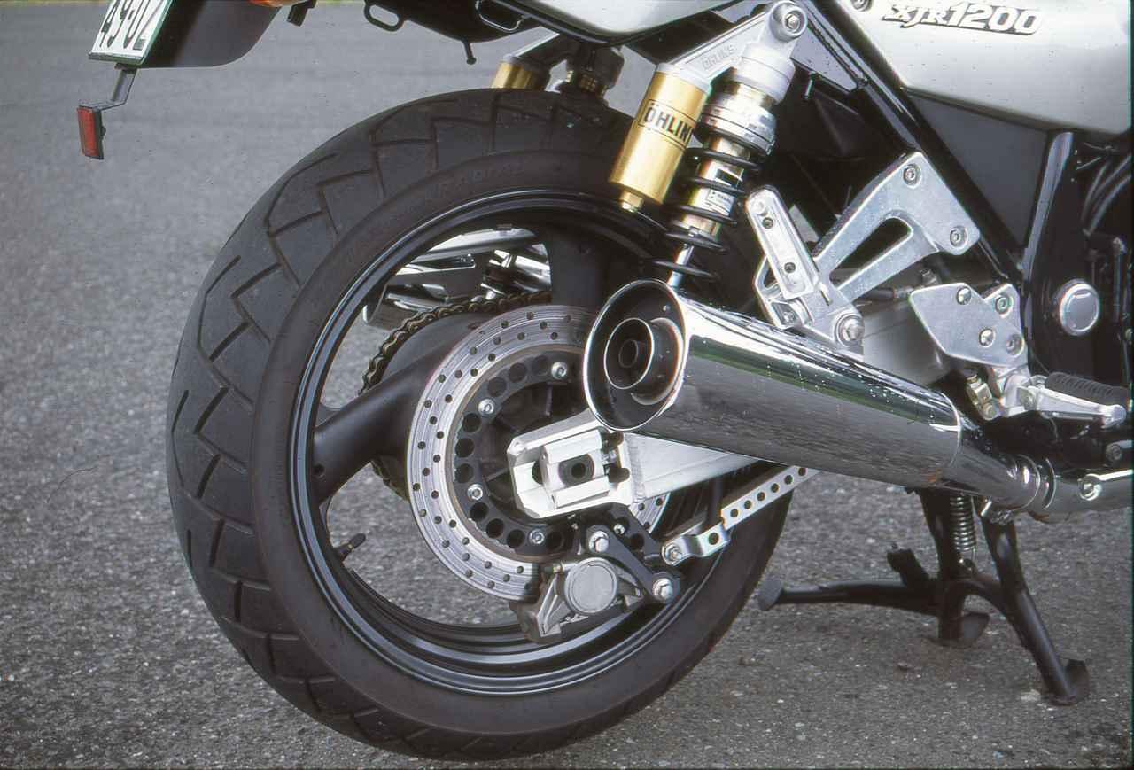 Images : 6番目の画像 - 【写真7枚】ヤマハ「XJR1200」 - webオートバイ