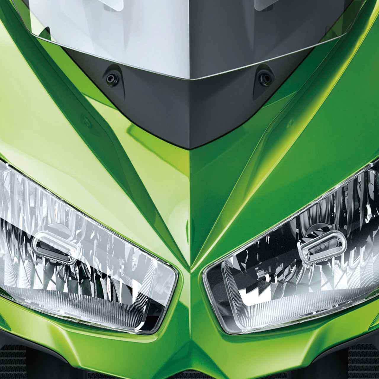 画像: 歴代のカワサキ「ニンジャ1000」を徹底解説! 初代2011年型から現行モデルの「Ninja1000SX」までカラーも紹介 - webオートバイ