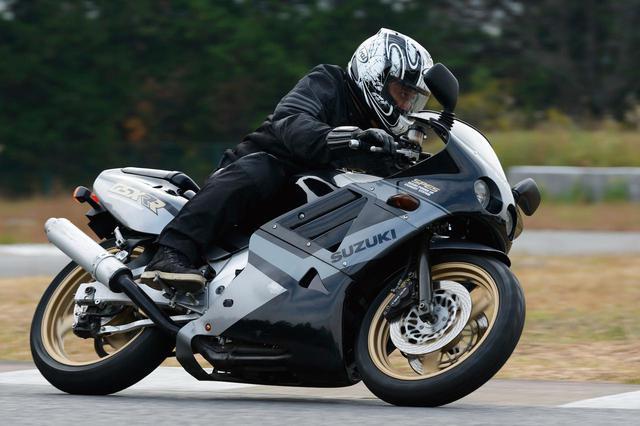 画像: 【絶版車インプレ】スズキ「GSX-R250R」(1989年) - webオートバイ