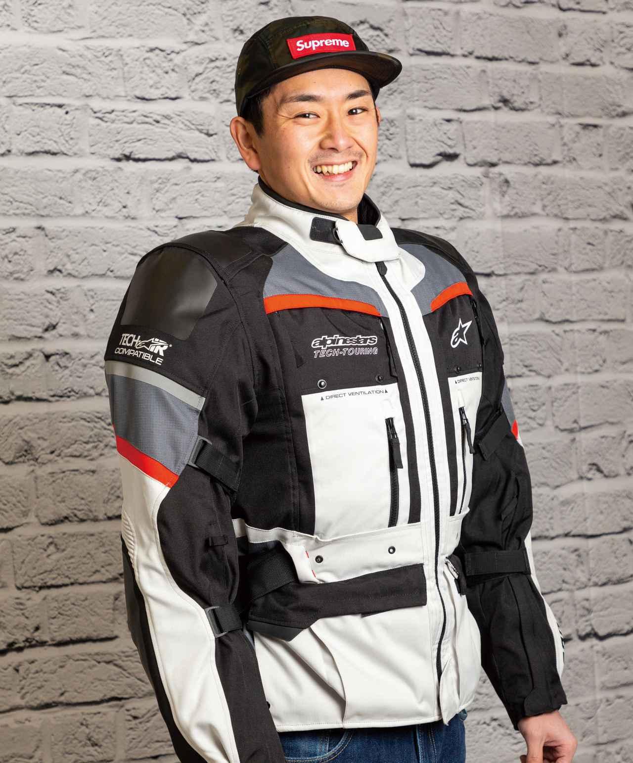 画像: バイク用エアバッグの利用価値はあるのか? ジャケットの下に着るだけで使える高性能エアバッグベストを試してみた! - webオートバイ