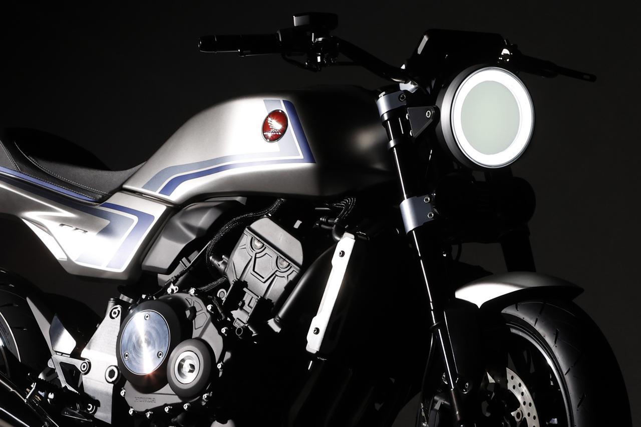 画像: ホンダ「CB-Fコンセプト」が市販化されたらどうなる? - webオートバイ