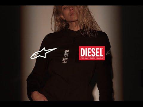画像: 【動画】〈Alpinestars x DIESEL 2021〉 数量限定製品 www.youtube.com