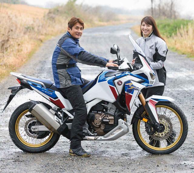 画像: 【ロングラン研究所】ホンダ「CRF1100L アフリカツイン アドベンチャースポーツ ES DCT」(2020年) - webオートバイ