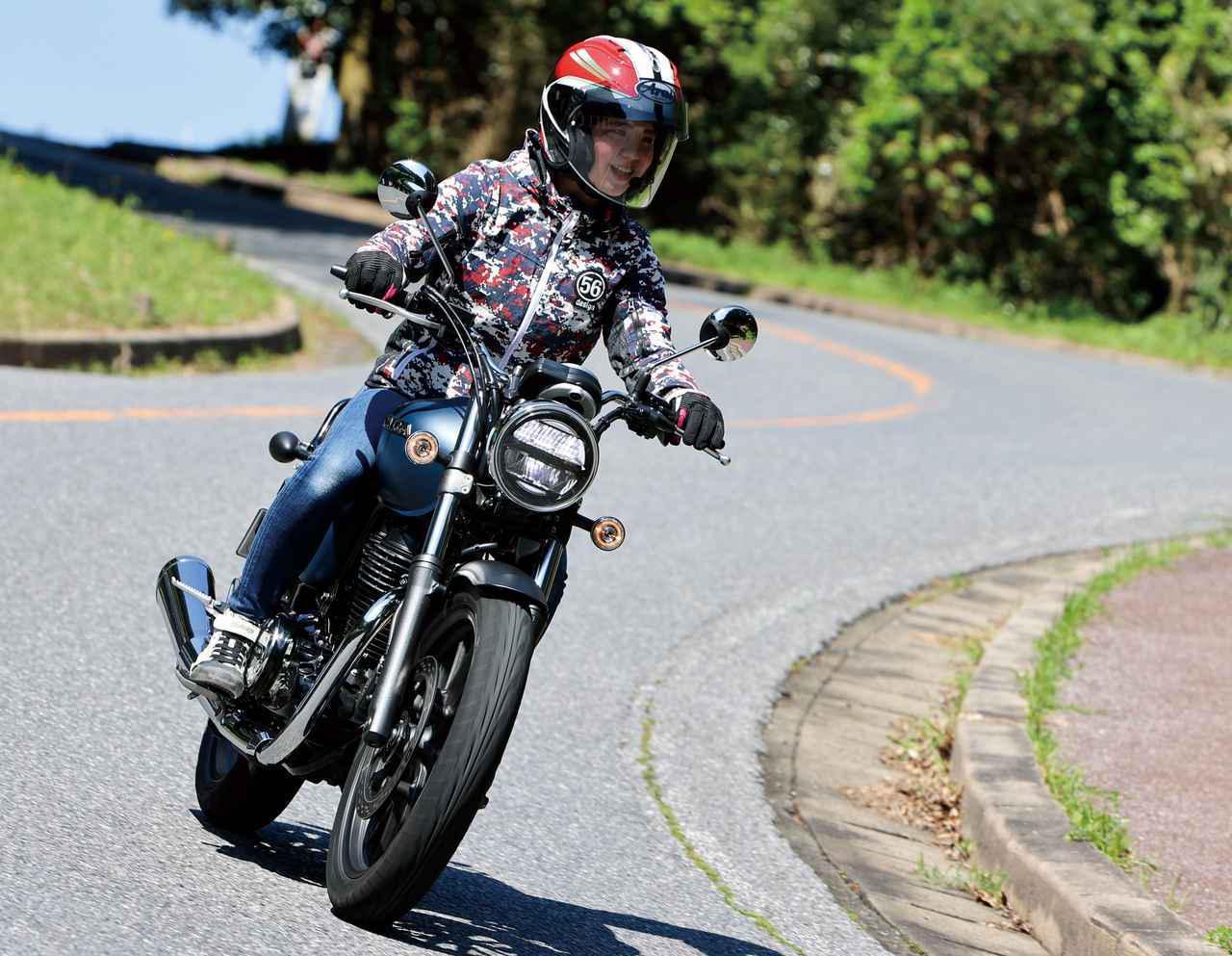 画像: 梅本まどかの試乗レビュー|ホンダ「GB350」(2021年) - webオートバイ