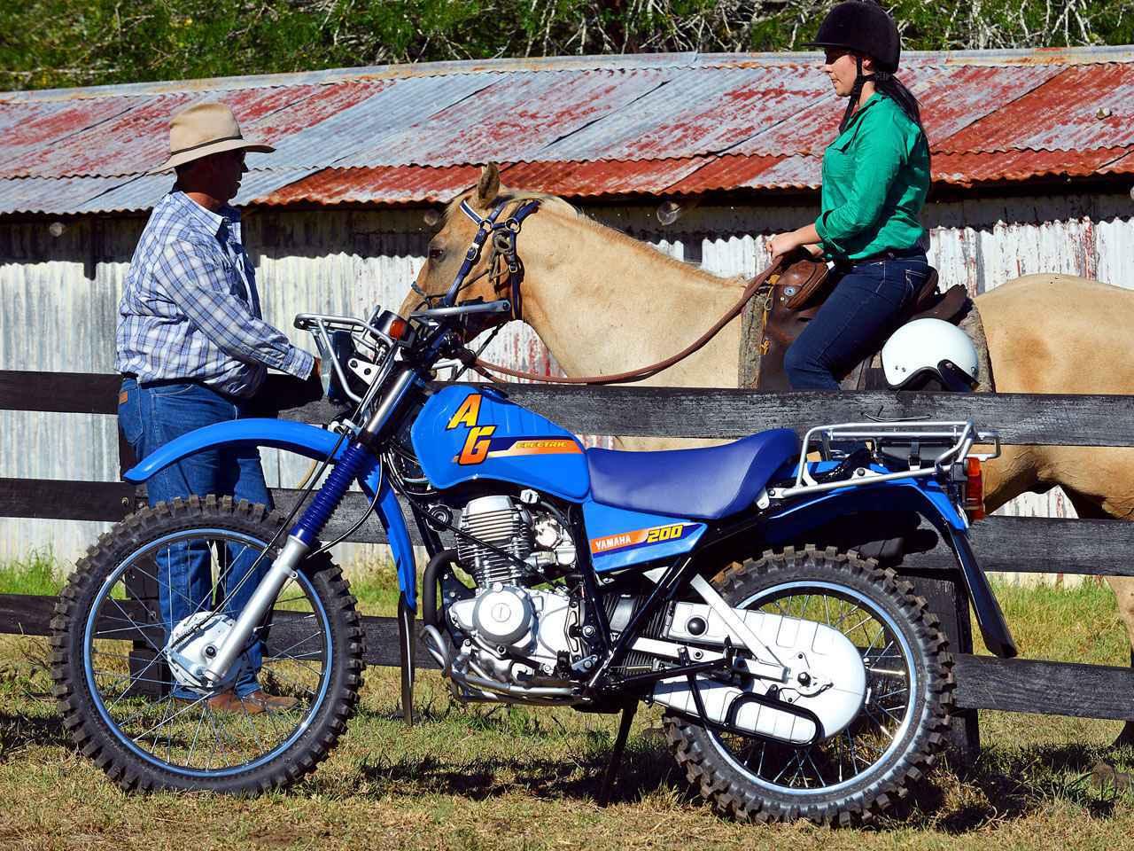 画像: 懐かしのヤマハ「AG200」は世界各地でいまだ現役! じつは最高の旅バイクなのでは? - webオートバイ