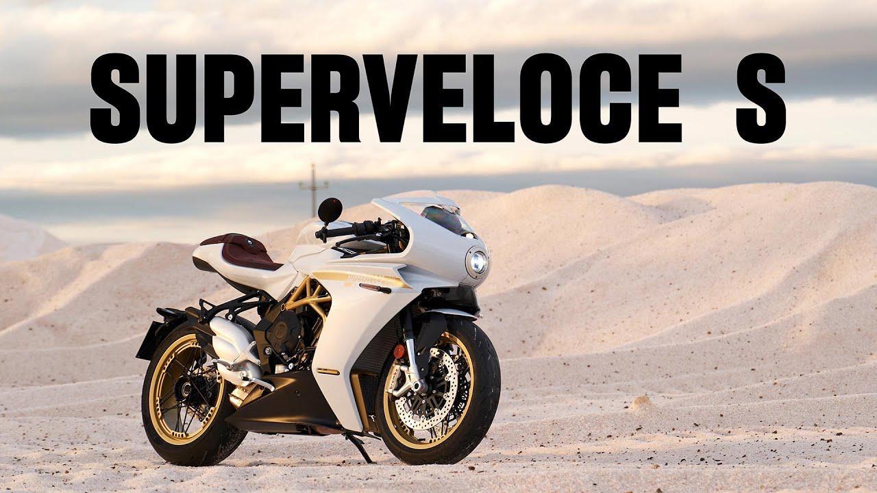 画像: 【公式動画】Io la chiamo Superveloce. // Introducing the New Superveloce S. www.youtube.com