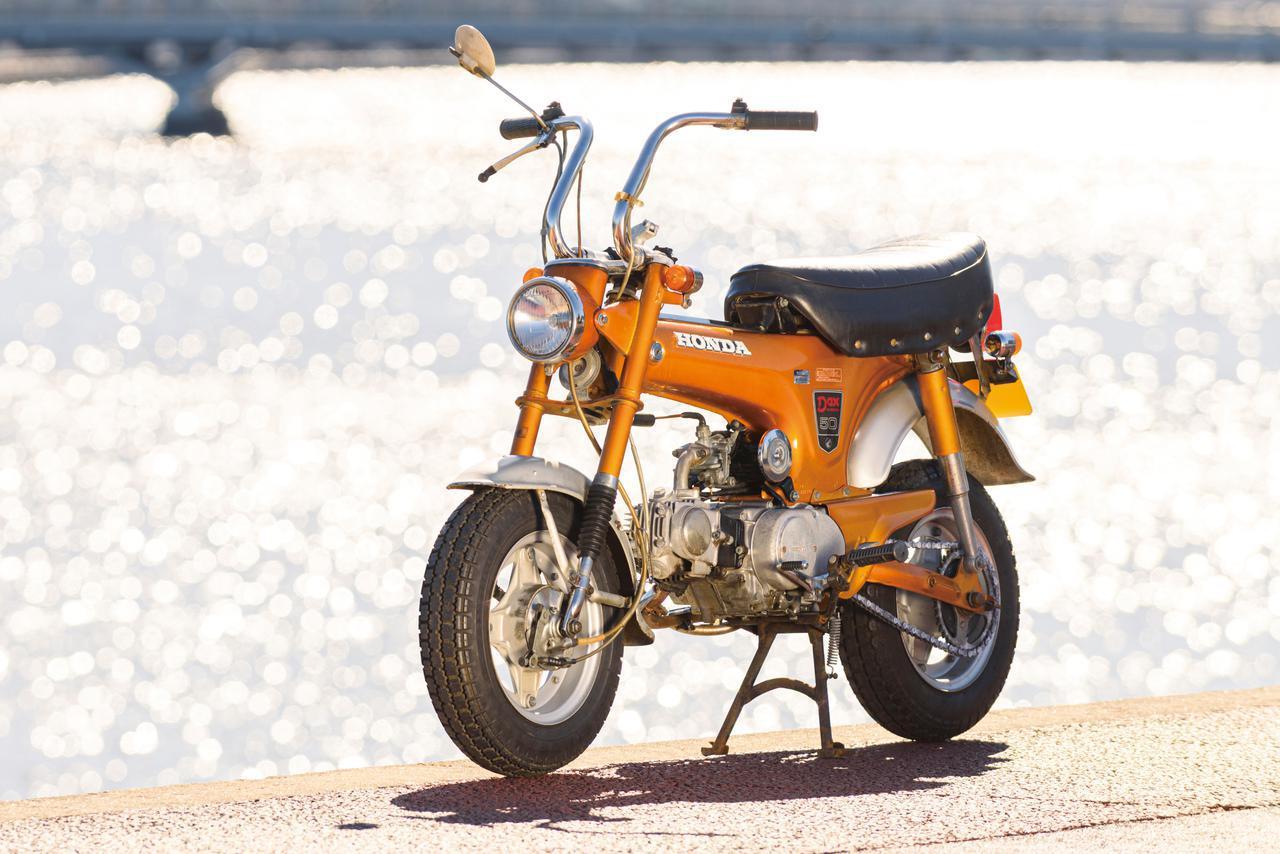 画像: 想い出はレジャーバイクと共に|ホンダ・ダックスホンダST50【ショートストーリー/文:太田安治】 - webオートバイ