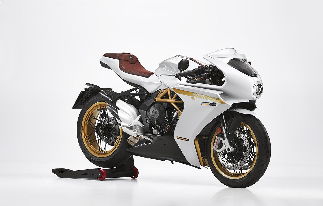 画像5: MVアグスタのネオレトロ・スーパースポーツ「スーパーベローチェ800」が2021年モデルで充実進化!