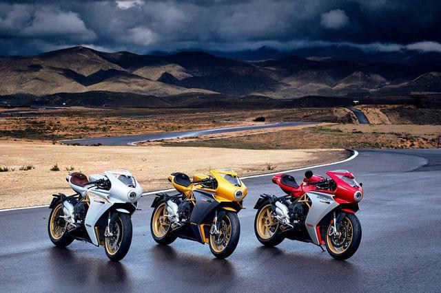 画像: MVアグスタのネオレトロ・スーパースポーツ「スーパーベローチェ800」が2021年モデルで充実進化 - webオートバイ