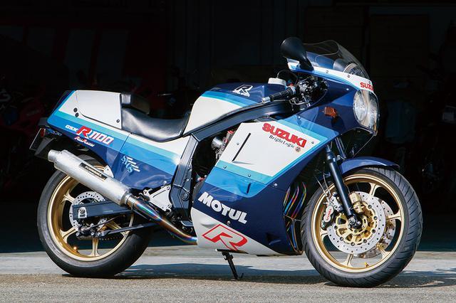 画像: ブライトロジックGSX-R1100(スズキGSX-R1100)   ヘリテイジ&レジェンズ Heritage& Legends