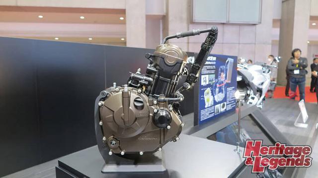 画像: 高効率化を別の形で具体化させた新・油冷
