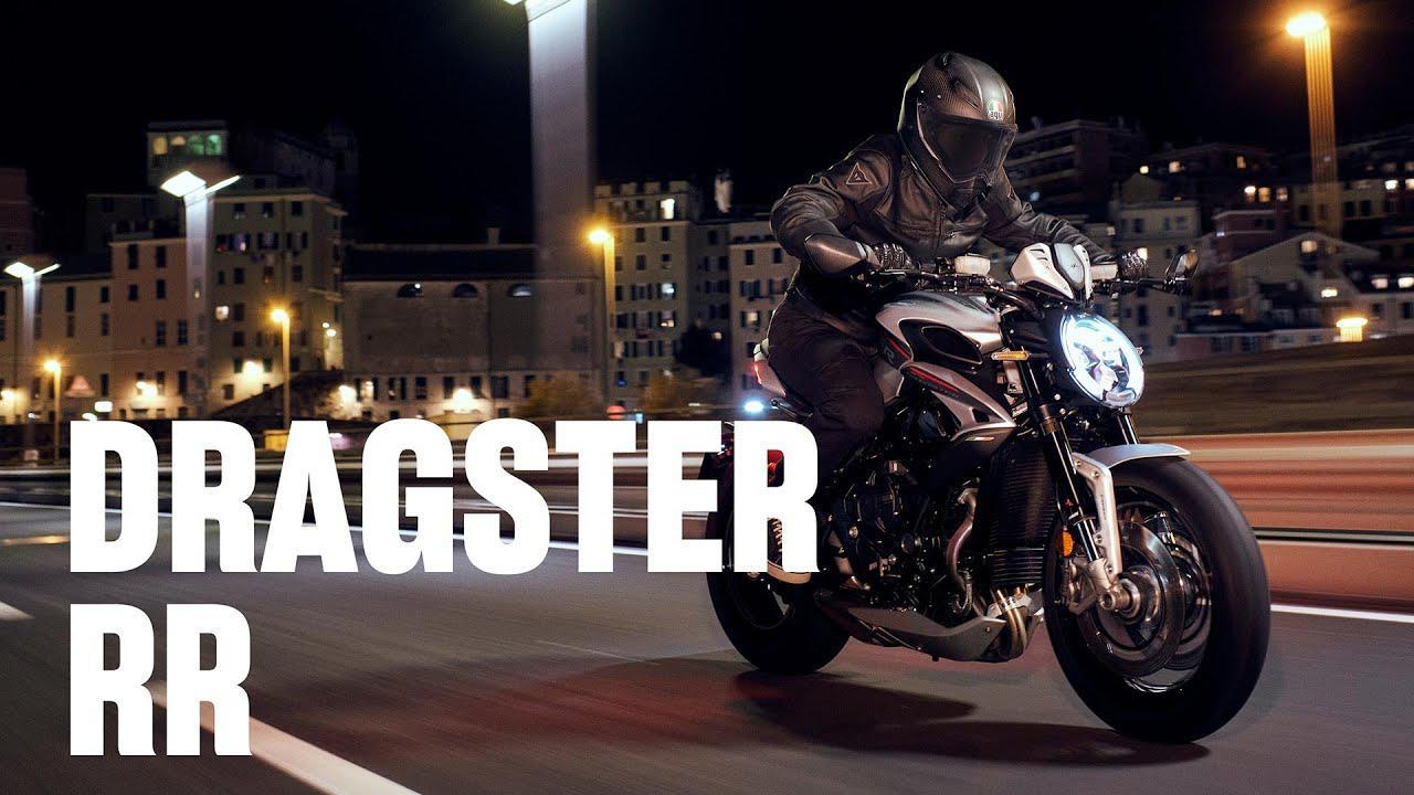 画像: 【動画】2021 MV Agusta Dragster RR | We love being rebel www.youtube.com