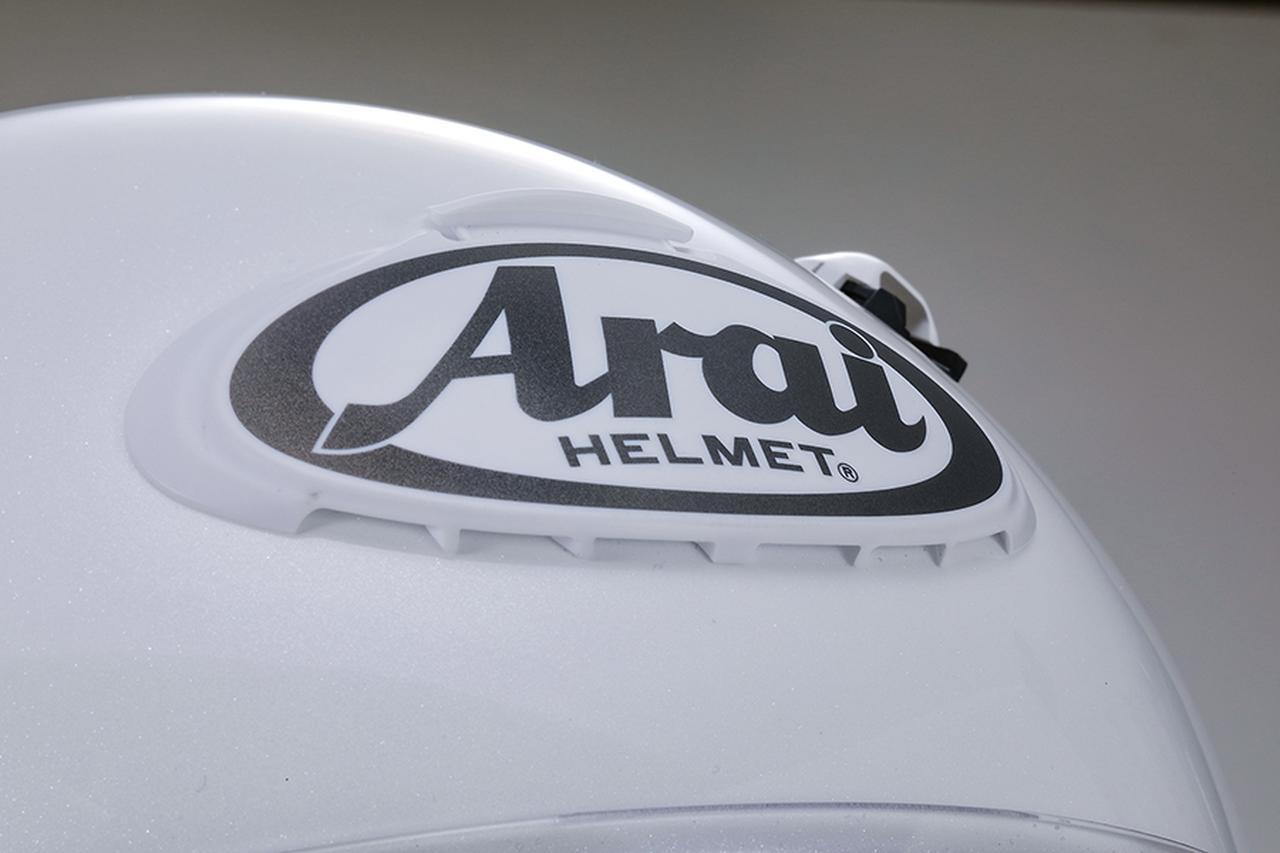 画像2: 話題沸騰のミドルレンジ・フルフェイス|アライヘルメット「アストロGX」を紹介