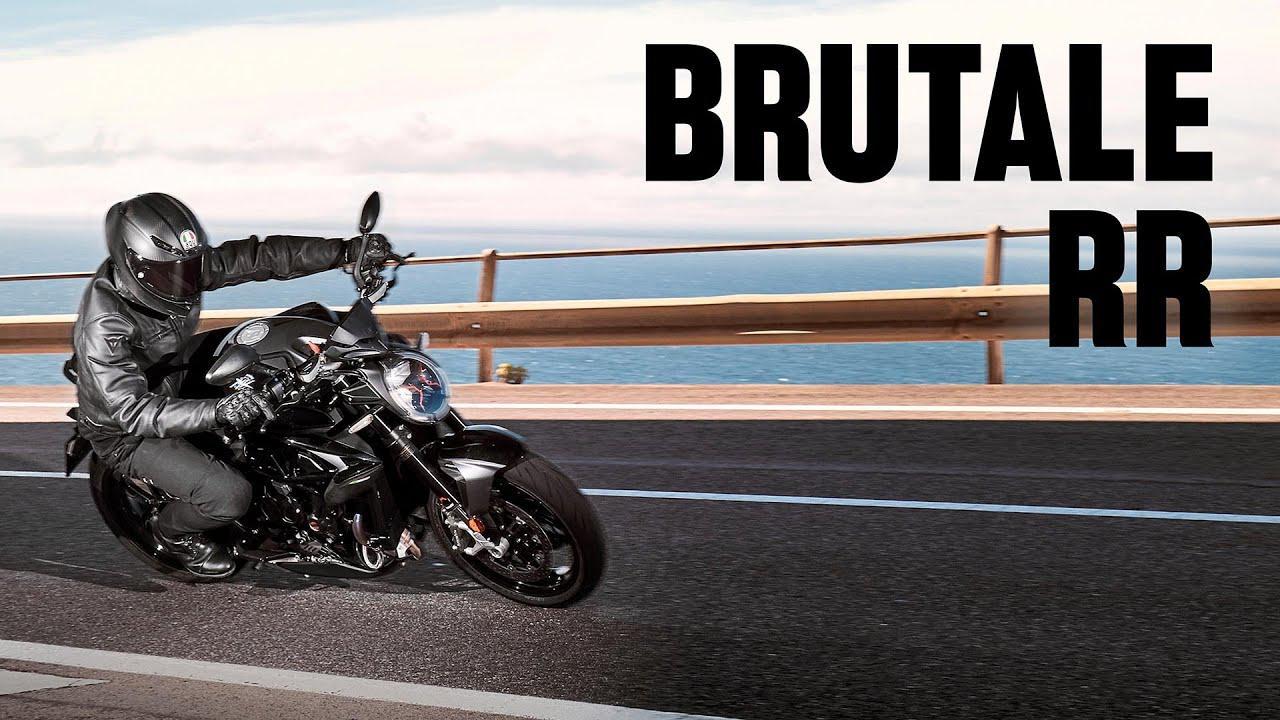 画像: 【公式動画】2021 MV Agusta Brutale RR   We love being a legend www.youtube.com