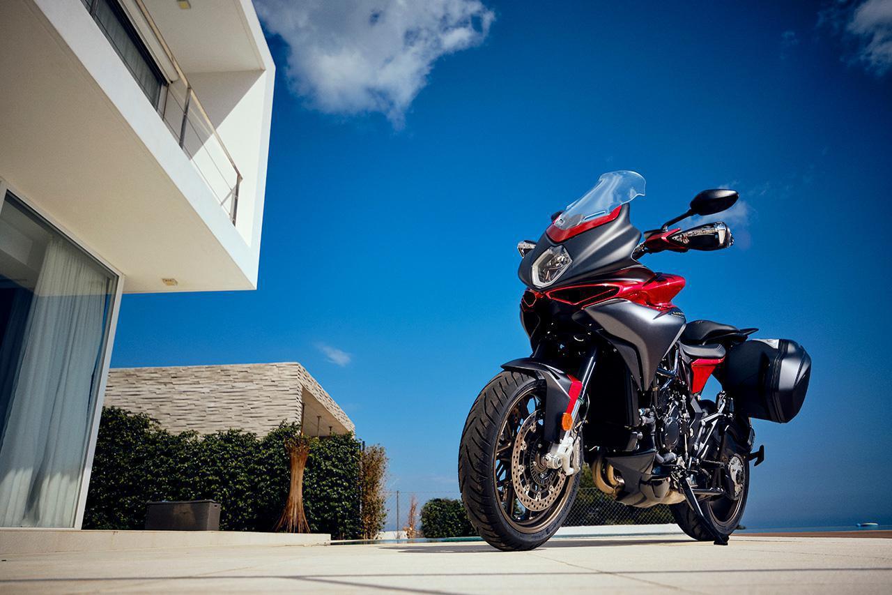 画像: MVアグスタ「ツーリズモ・ベローチェ」シリーズの2021年モデルが登場 - webオートバイ