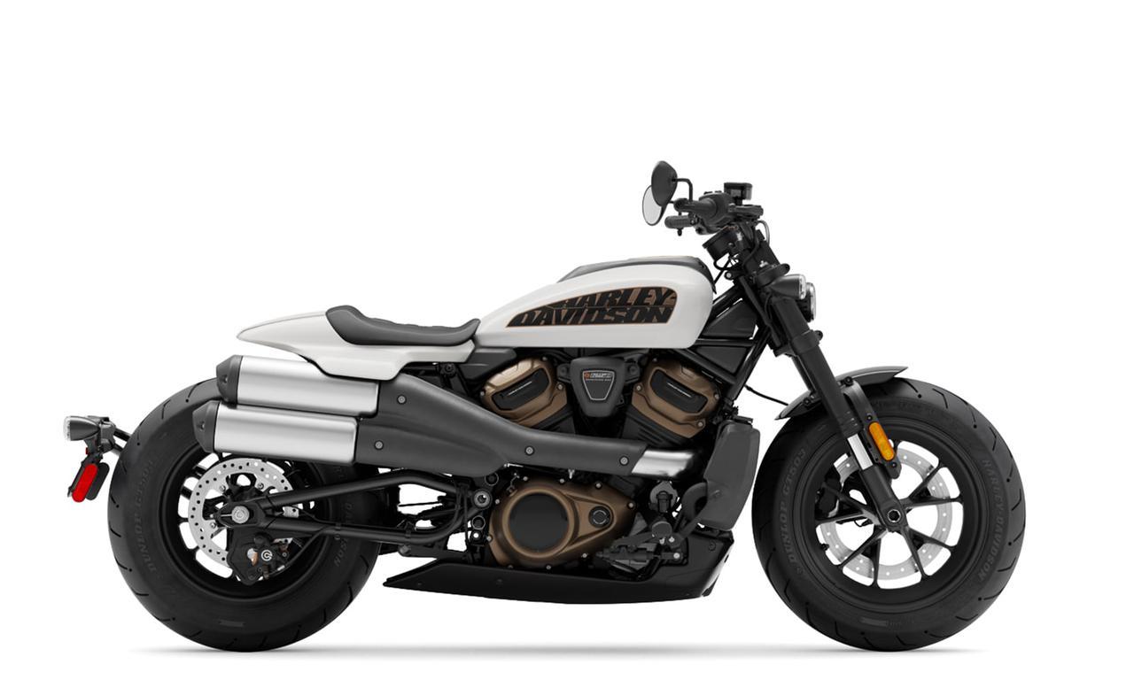 画像: 2021 Sportster S | Harley-Davidson Japan