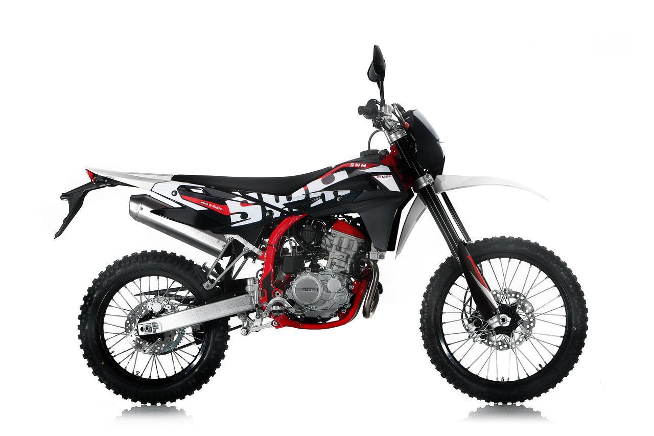 画像: SWM「RS 125 R」の解説 - webオートバイ