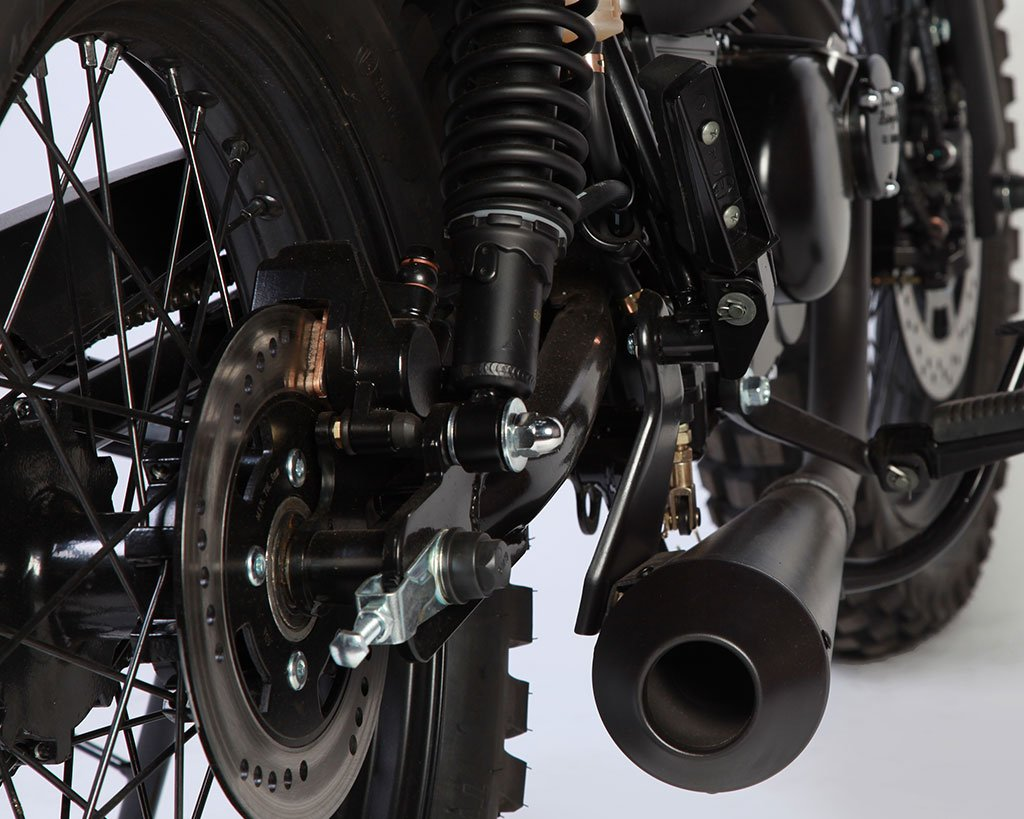 Images : 8番目の画像 - 【写真8枚】マットモーターサイクルズ「ファットサバス125」 - webオートバイ