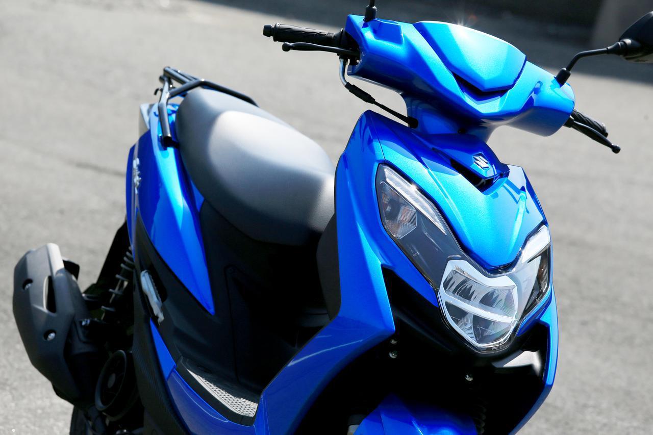 画像: いまイチオシの原付二種125cc通勤スクーター【スズキ編】 - webオートバイ