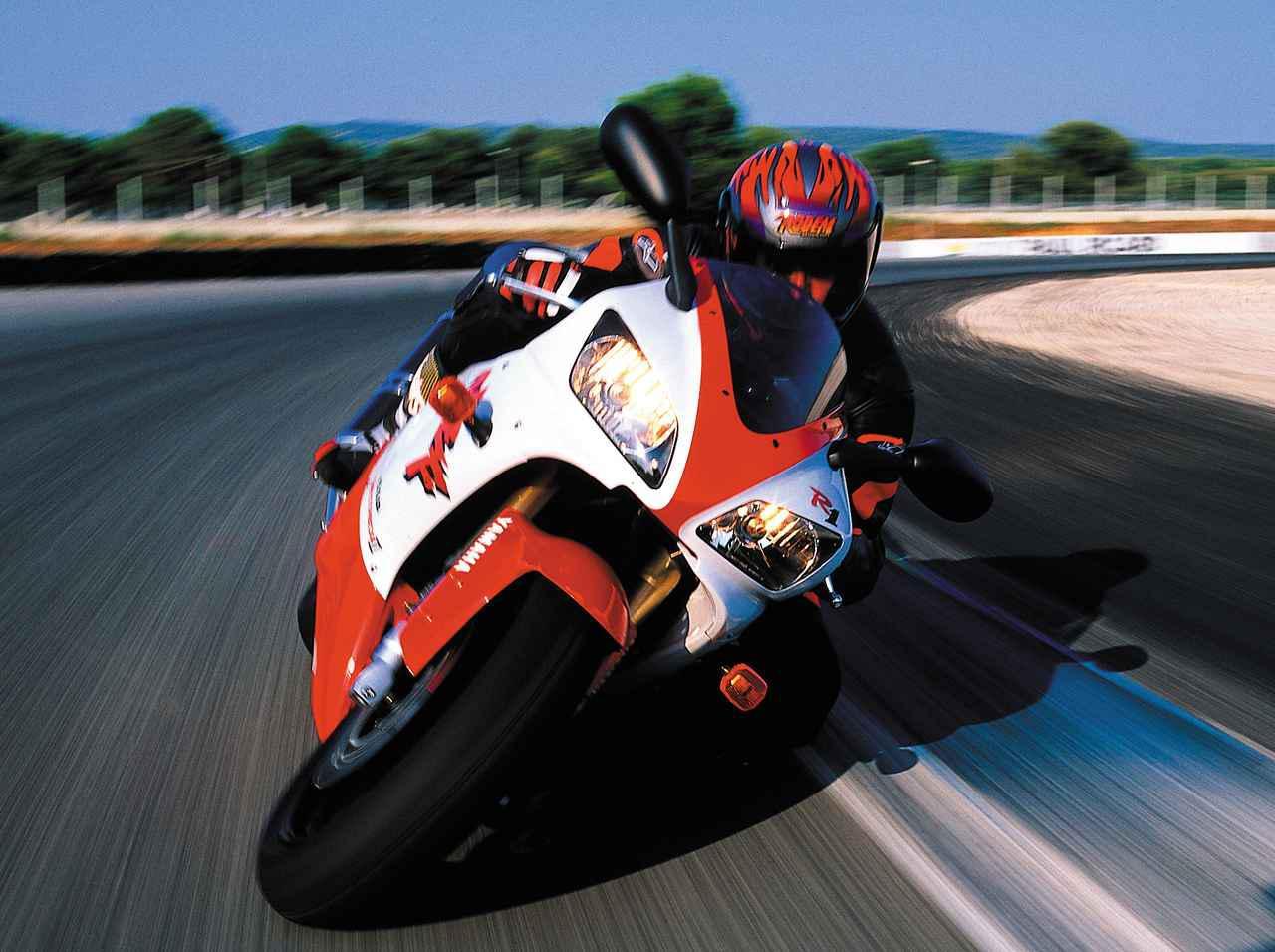 画像: ヤマハ初代「YZF-R1」を解説 - webオートバイ