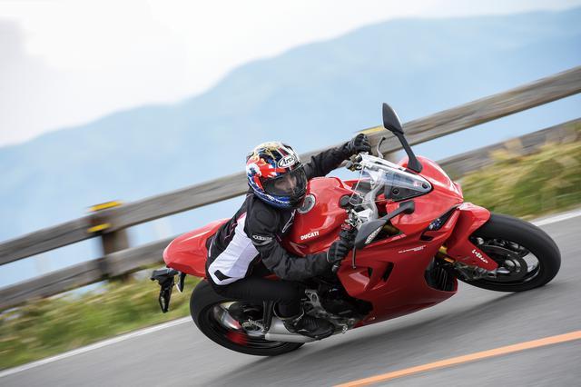 画像3: ドゥカティ「スーパースポーツ950 S」インプレ(葉月美優)