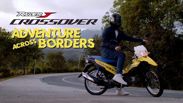 画像: 【フィリピンの公式プロモーションビデオ】Raider J Crossover Product Video www.youtube.com