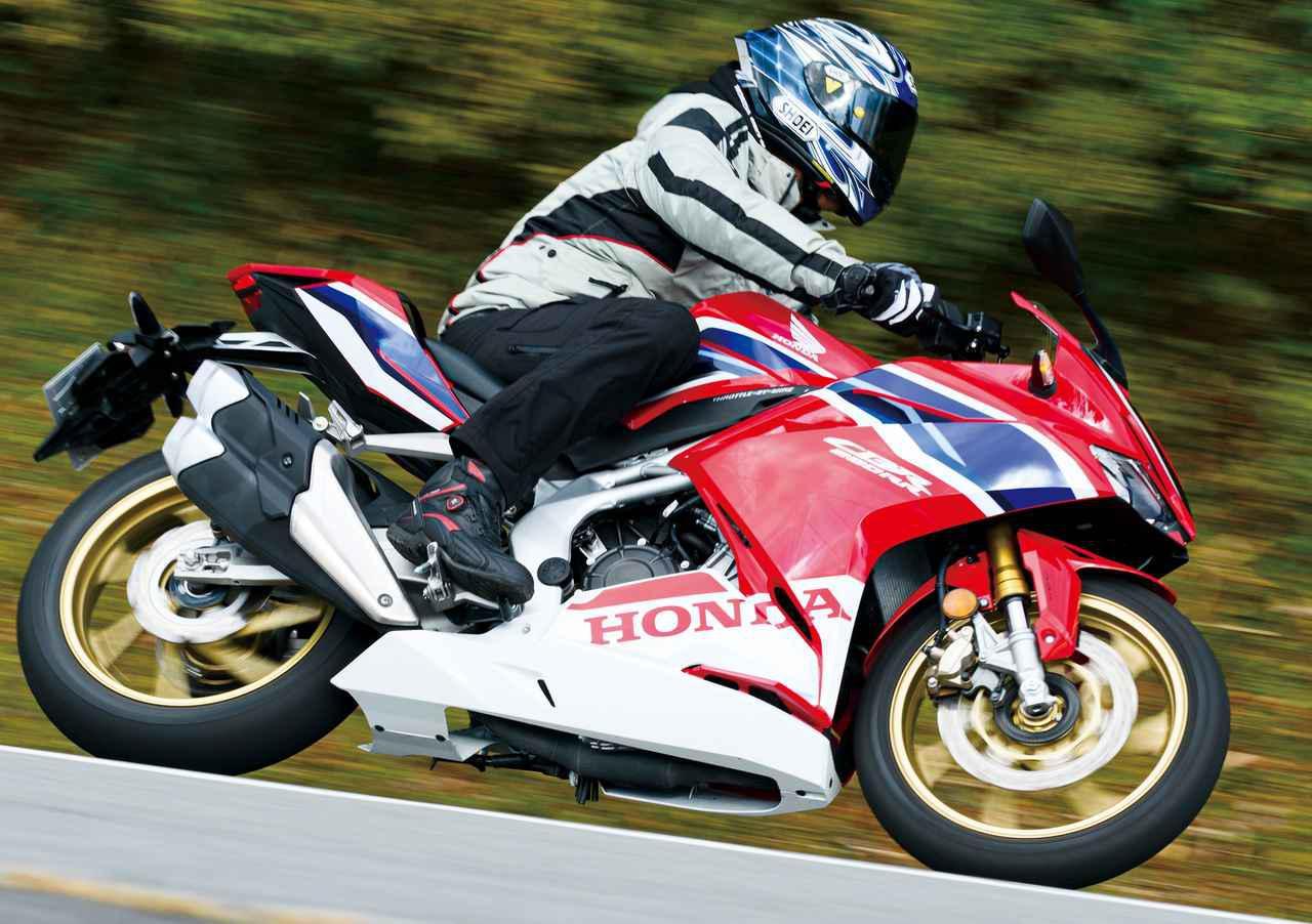 画像: 【インプレ】ホンダ「CBR250RR」【伊藤真一のロングラン研究所】 - webオートバイ