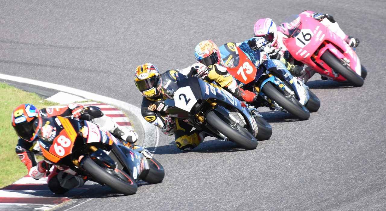 <全日本ロードレース> サスケ&サチカの連勝記録ストップ! ~WebオートバイはJP250を応援します!~