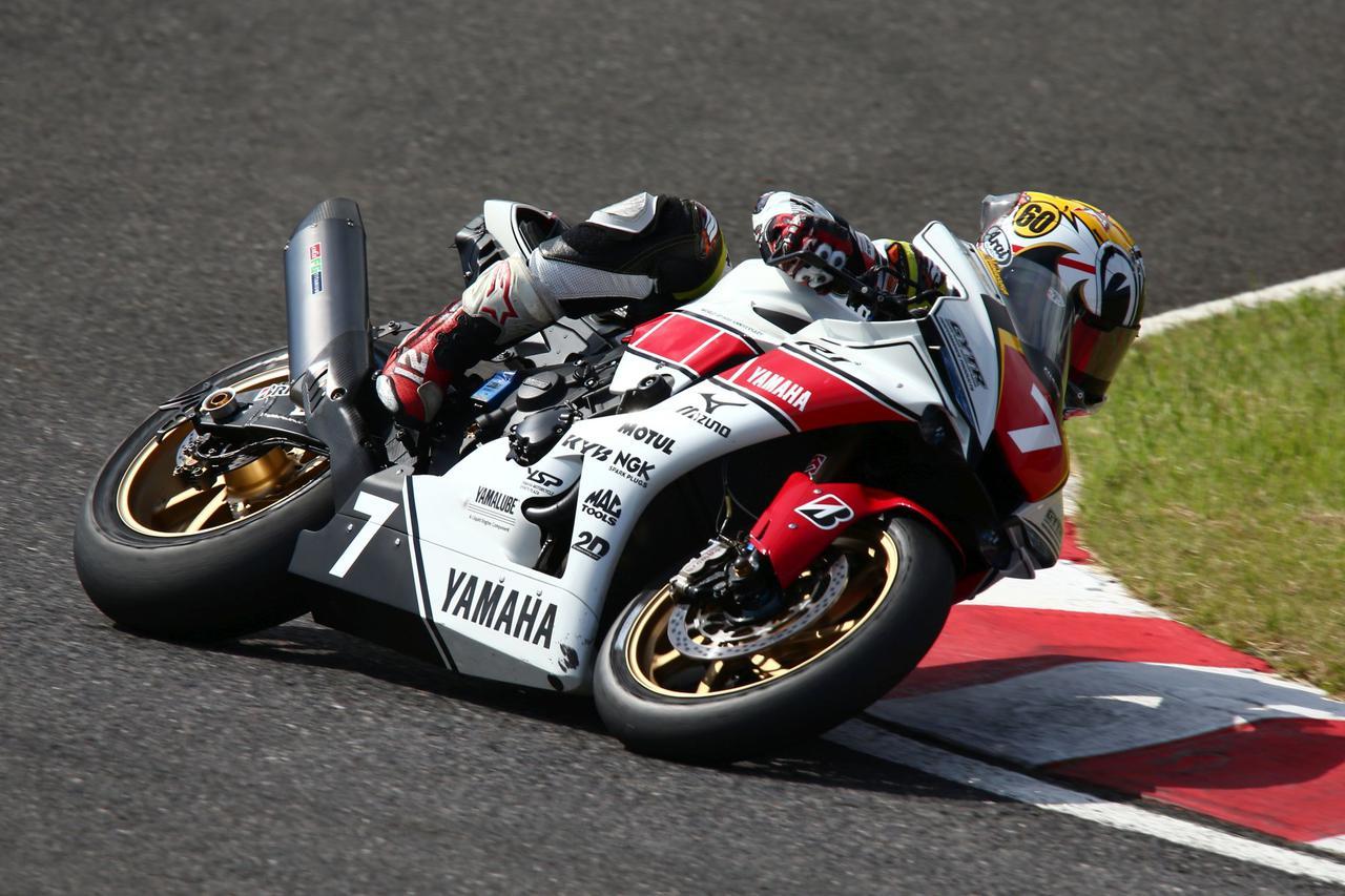 画像: どんなレースでも全力で優勝を目指す、が中須賀スタイル 日本一速い男!