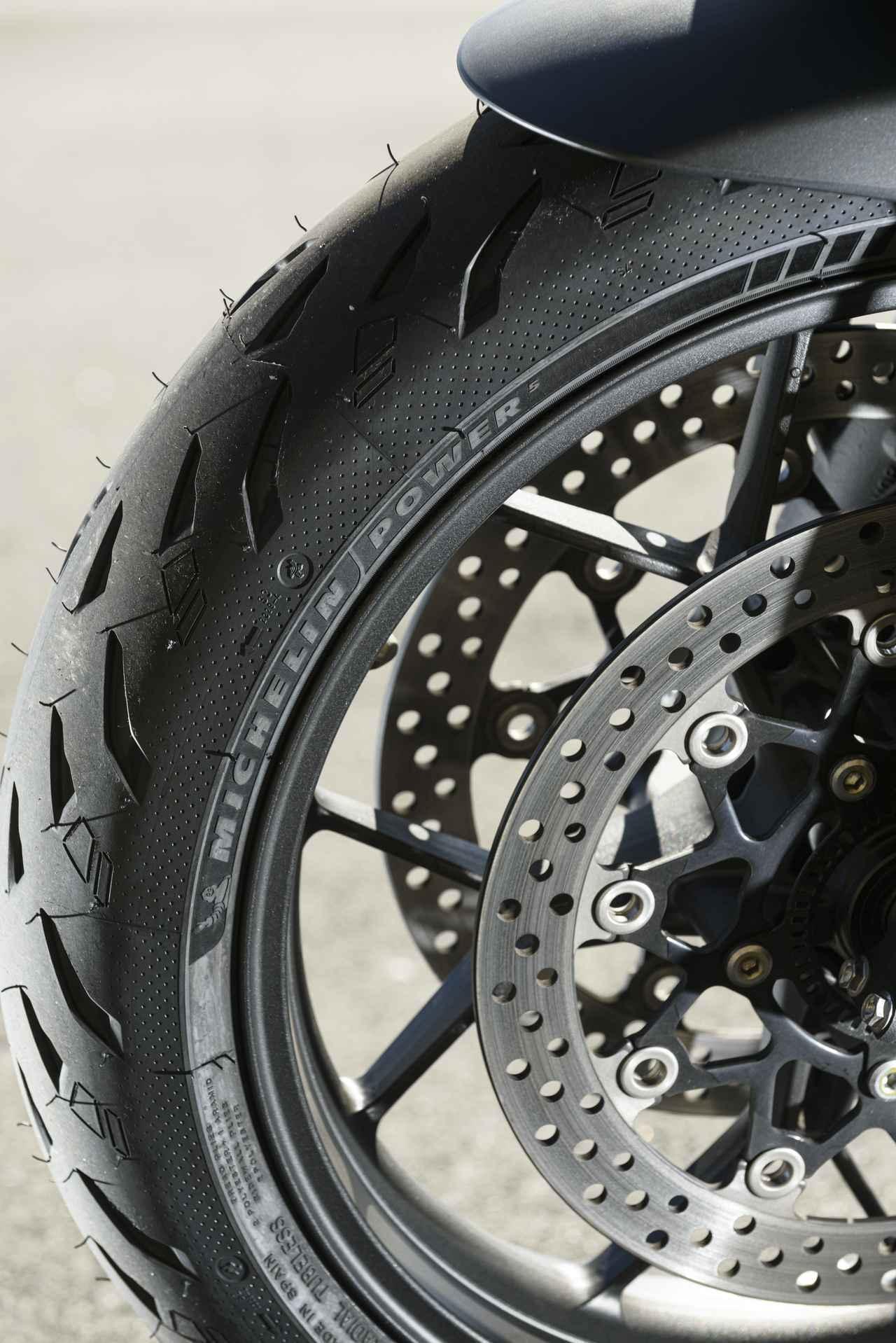 画像: ミシュランのストリート向けタイヤ「MICHELIN POWER5」を徹底検証 - webオートバイ