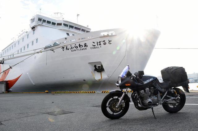 画像: <フェリーの旅> 疲れナシ2000kmツーリング~九州ツーリング、行ってきました!~ - webオートバイ