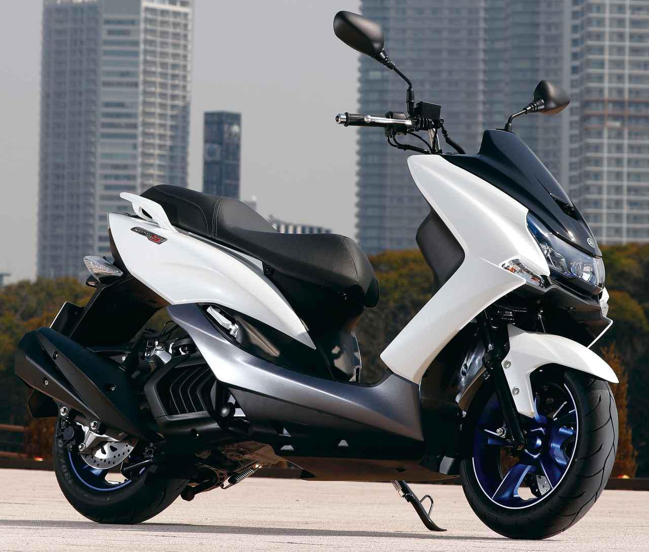 画像2: 【インプレ】ヤマハ「マジェスティS」(2021年)- webオートバイ
