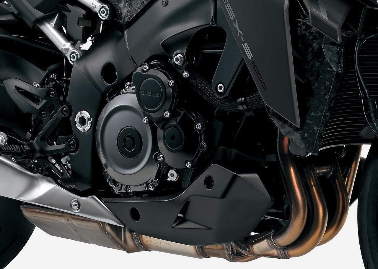 画像1: スズキ新型「GSX-S1000」の特徴