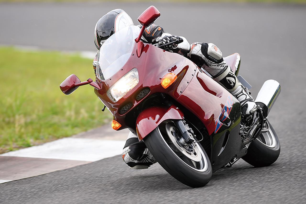 画像: 〈絶版車インプレ〉カワサキ ZZR1100[D](1993年式) - webオートバイ
