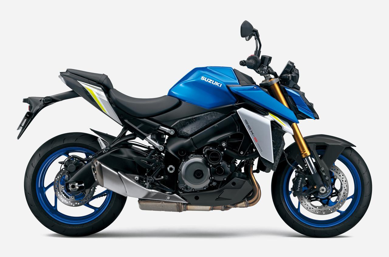Images : 4番目の画像 - 【写真6枚】スズキ新型「GSX-S1000」 - webオートバイ