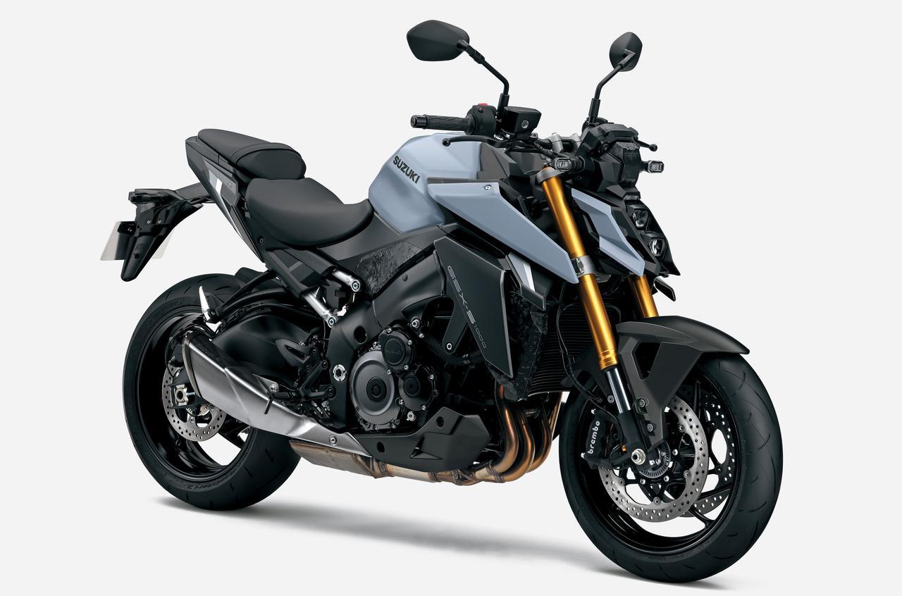 Images : 1番目の画像 - 【写真6枚】スズキ新型「GSX-S1000」 - webオートバイ