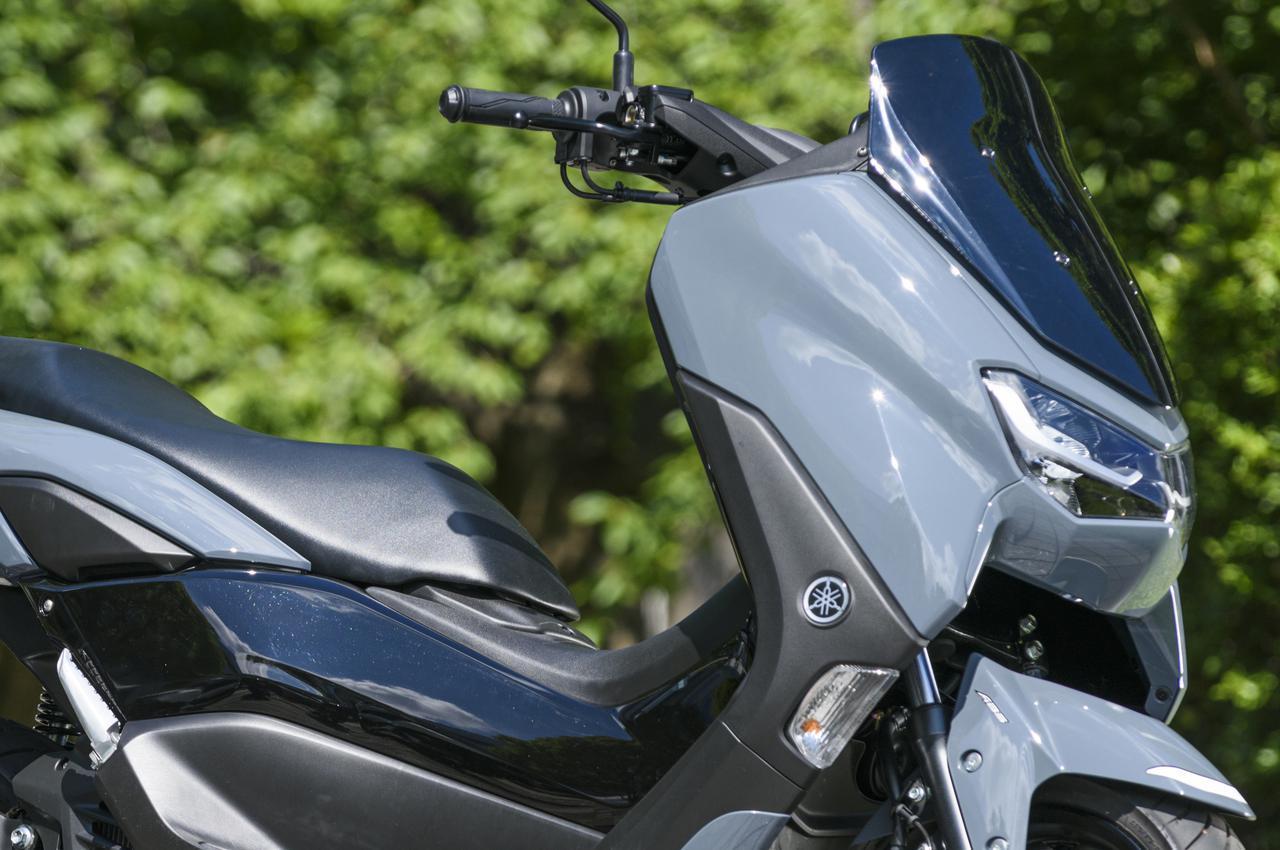 画像: ヤマハが新型「NMAX ABS」を発売 - webオートバイ