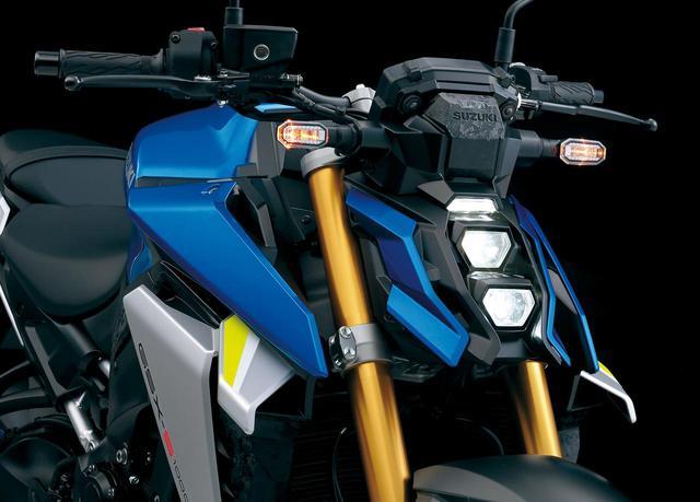 画像: スズキ新型「GSX-S1000」のスタイリング・装備解説 - webオートバイ