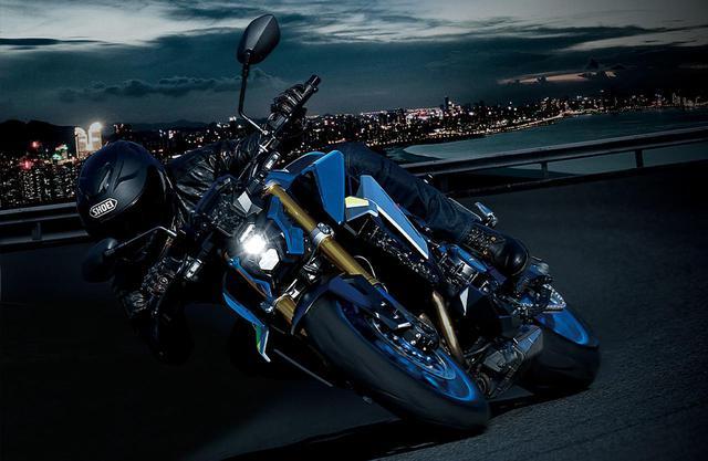 画像2: スズキ新型「GSX-S1000」の特徴