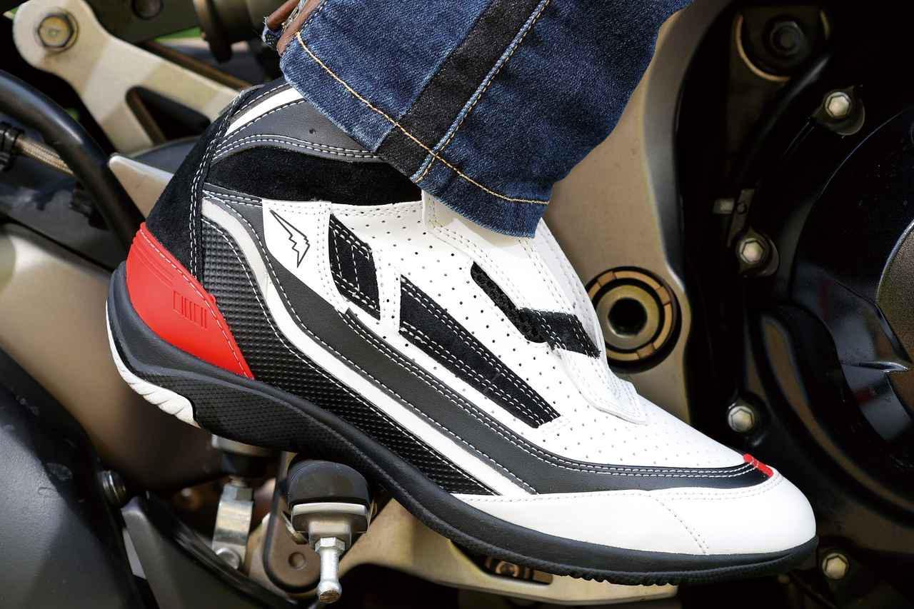 画像: クシタニのライディングシューズ「フローシューズ」をテスト&レポート - webオートバイ