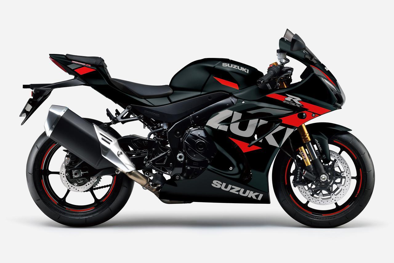 Images : 1番目の画像 - 【写真6枚】スズキ「GSX-R1000R ABS」2021年モデル - webオートバイ