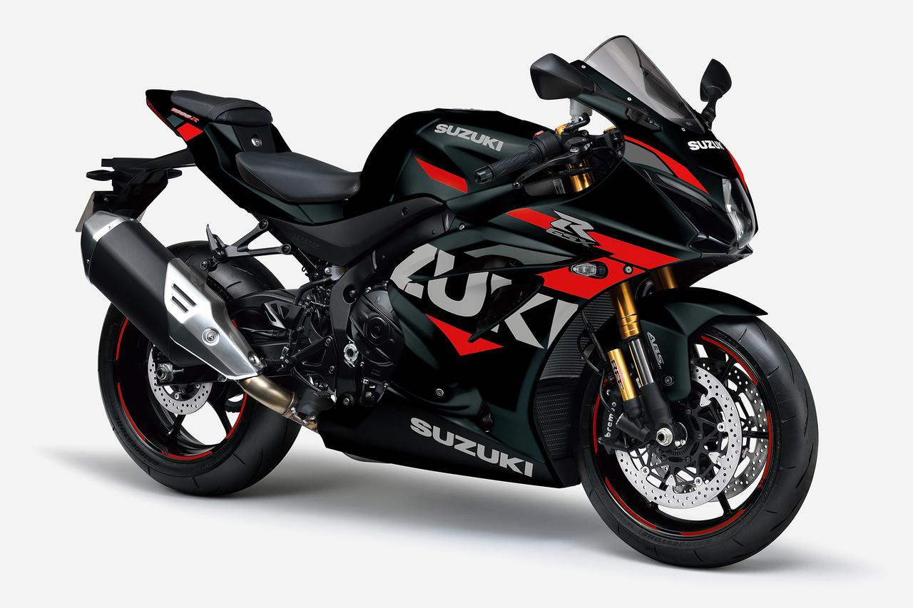 画像3: スズキが「GSX-R1000R」の2021年モデルを発売! ボディカラー設定を変更した最高峰スーパースポーツ