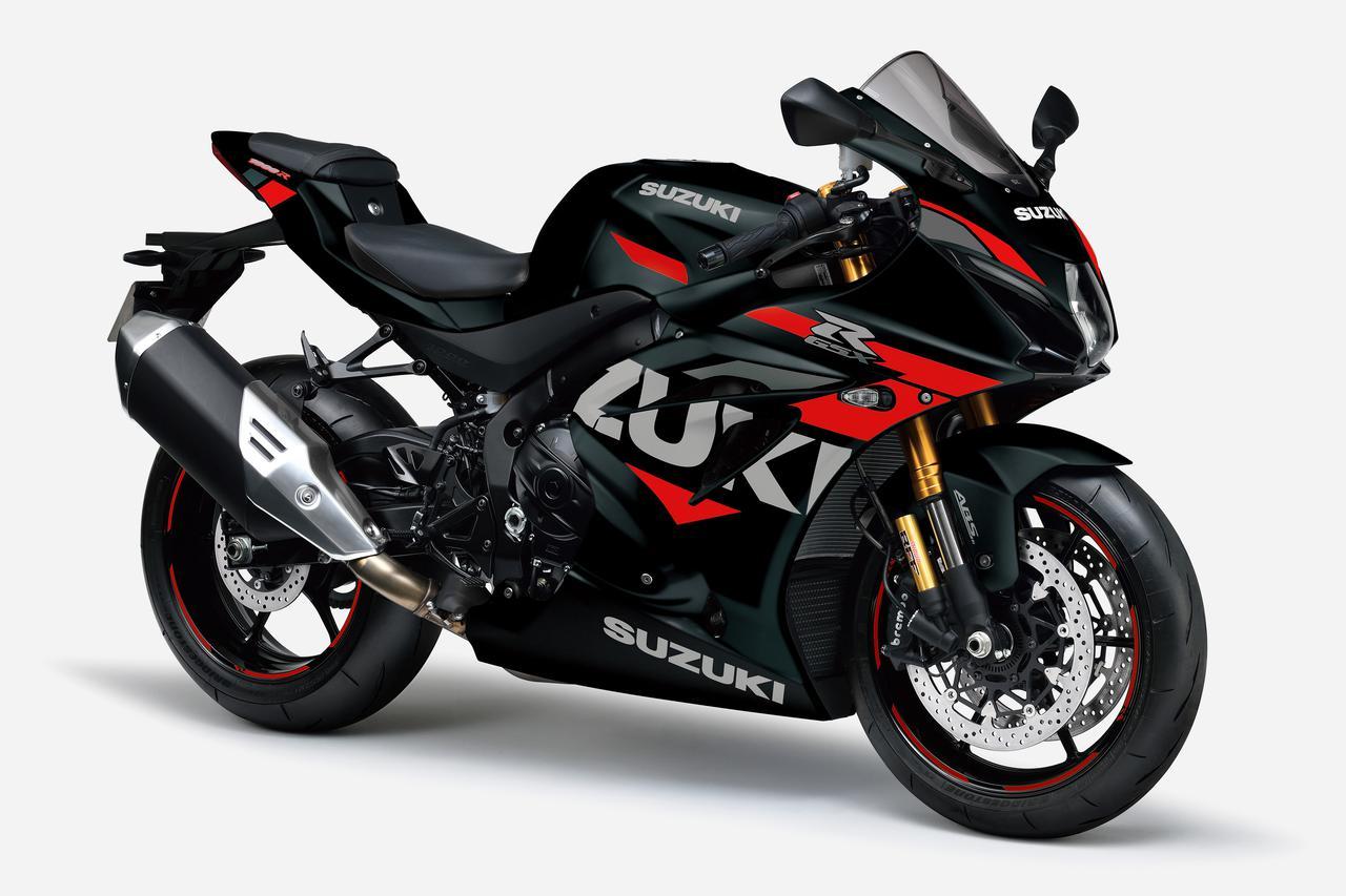 画像: スズキ「GSX-R1000R ABS」の特徴