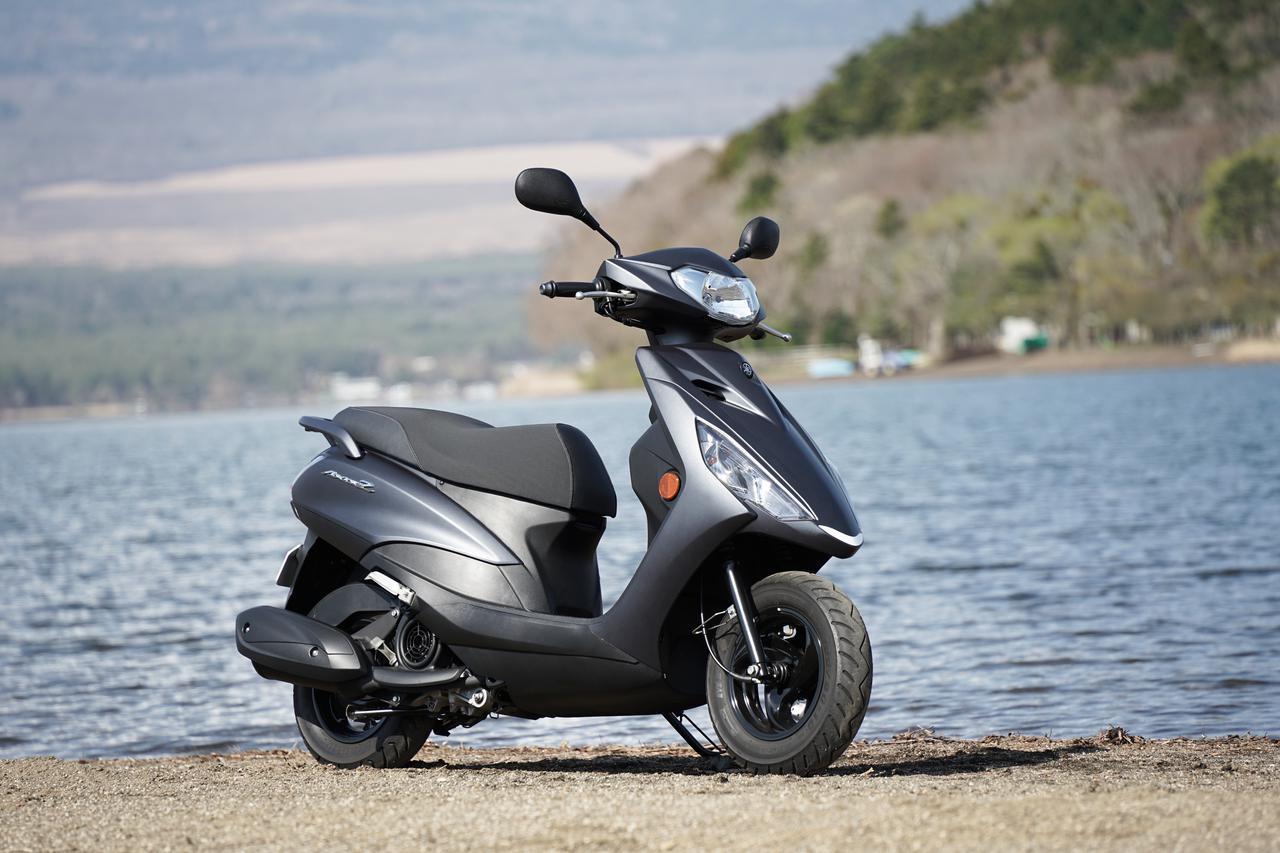 画像: YAMAHA AXIS Z 総排気量:124cc エンジン形式:空冷4ストSOHC2バルブ単気筒 シート高:770mm 車両重量:100kg 2021年モデルの発売日:2021年2月5日 税込価格:24万7500円