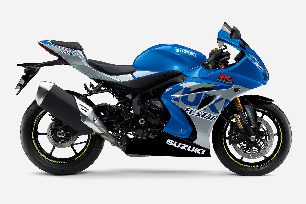 Images : 5番目の画像 - 【写真6枚】スズキ「GSX-R1000R ABS」2021年モデル - webオートバイ