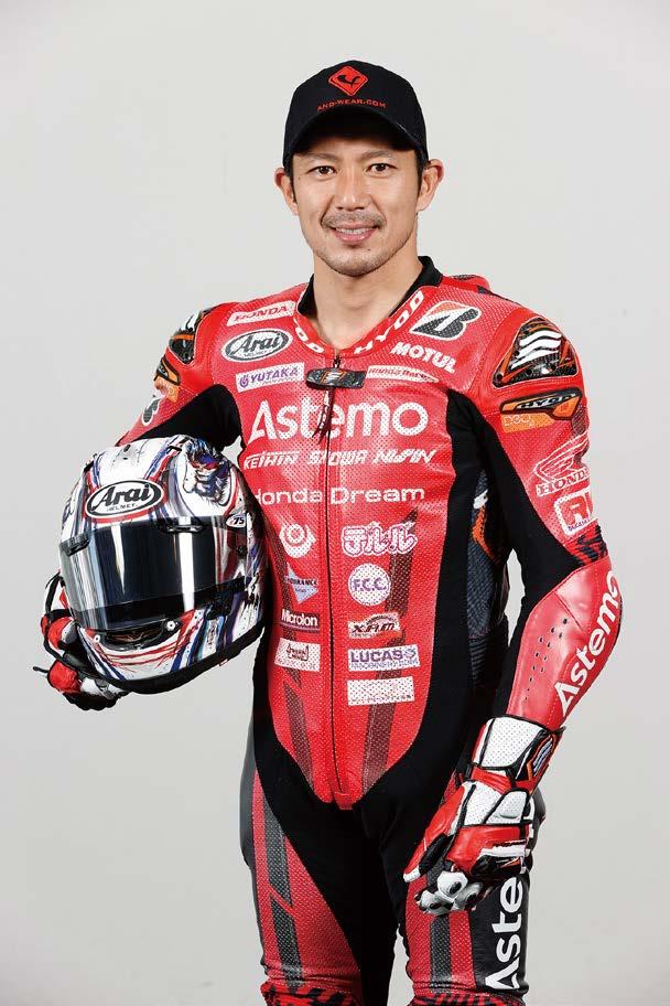 画像: 清成龍一 全日本ロードレースのJSB1000クラスにAstem Honda Dream SI Racingから参戦中。 鈴鹿8耐は2005年、2008年、2010年、2011年に勝利。