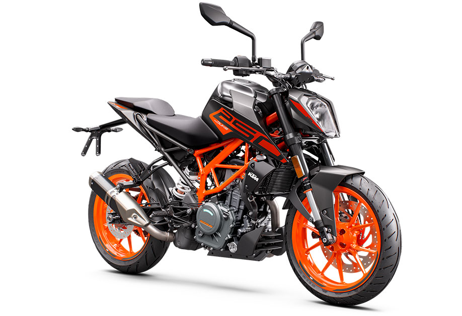 画像1: KTM「250 デューク」【1分で読める 2021年に新車で購入可能な250ccバイク紹介】